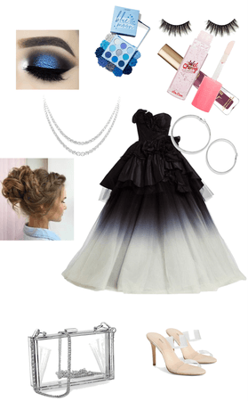 my Yule ball outfit