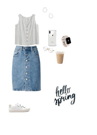 hello spring 🌿