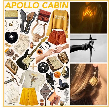 APOLLO CABIN AESTHETIC