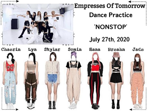EOT(내일의 황후) | Dance Practice - 'NONSTOP'