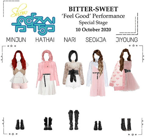 BITTER-SWEET [비터스윗] Show! Music Core 201010