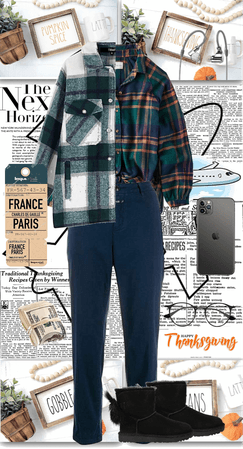 Fly Home: Airport Style