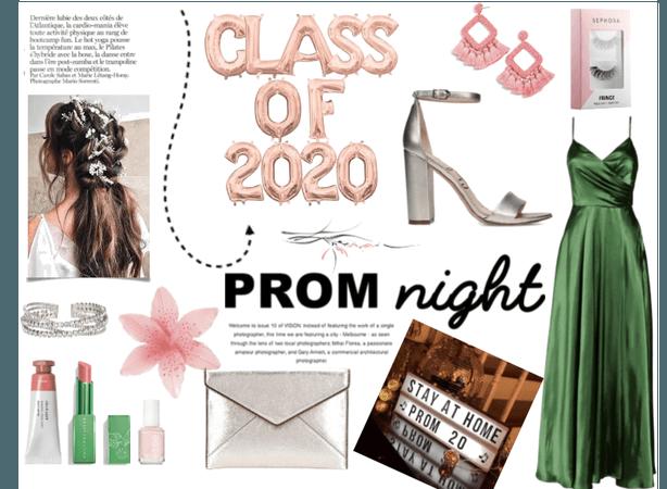 Prom 2020 - Virtual Grad