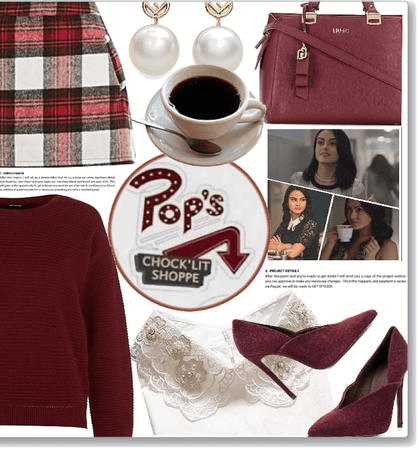 Veronica Lodge outfit
