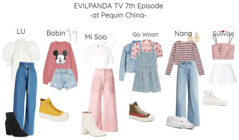 EVILPANDA TV 7th Episode         -at Pequin China-