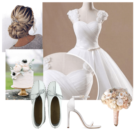 Wedding shoes to dance the night away