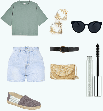 summer motivation outfit - 1