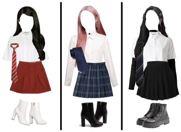 What outfit would you wear if you went to a Korean