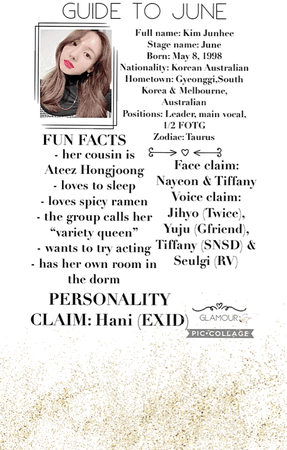 June's Profile
