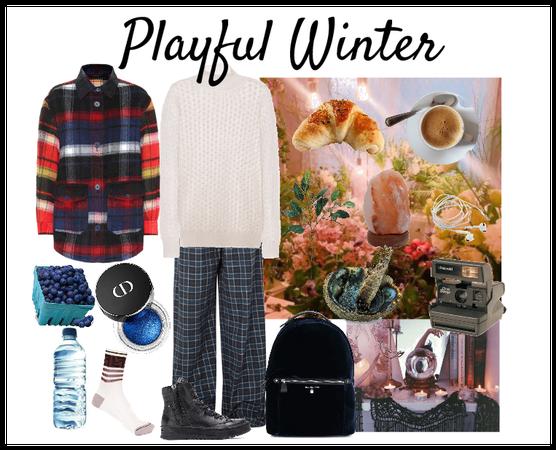 Playful Winter