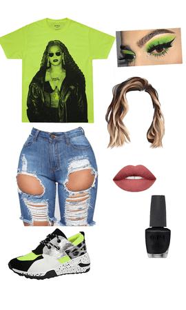 Outfit for Beyoncé Concert