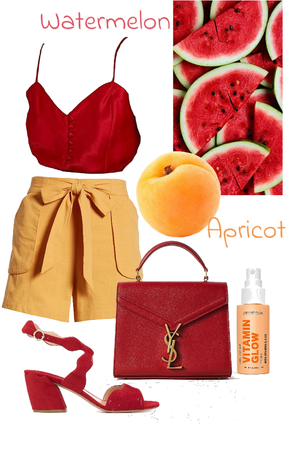 bicolor fruit 😍