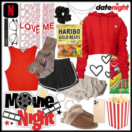 Movie Date Night!
