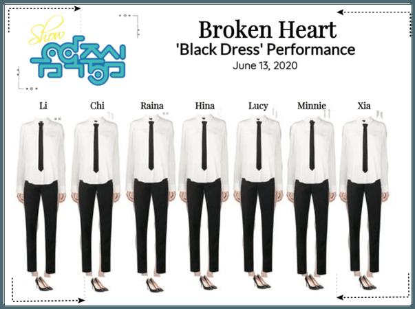 Broken Heart Show! Music Core