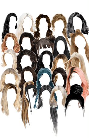 HAIR COLLECTION #1