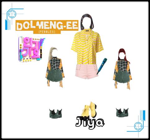 Jiya Inkigayo Dolmeng-ee 3/28