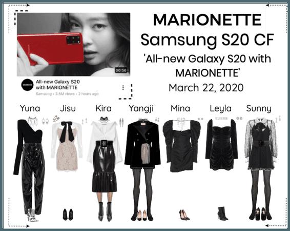 MARIONETTE (마리오네트) Samsung S20 CF