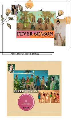 Rosebud Fever Comback Teaser photo's