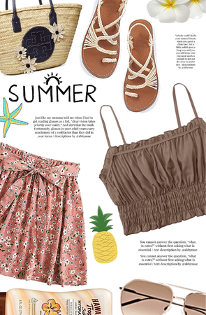 Brown for Summer
