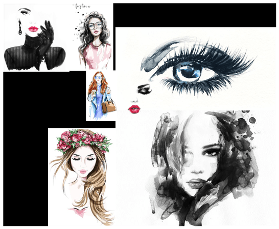 all my drawing