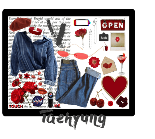 Bts Ideal Girl Outfit | Taehyung