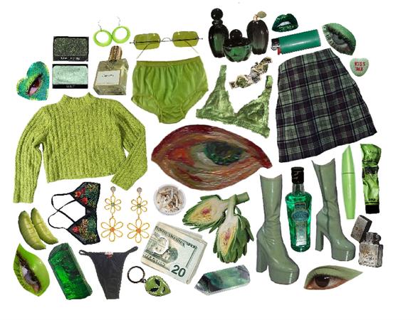 Feelin' Green