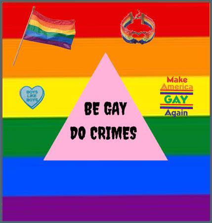 Bring gay back