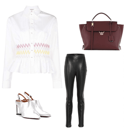 zig zag outfit