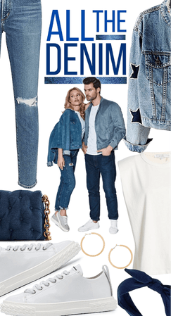 All the denim