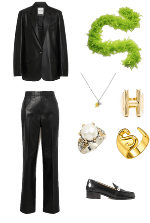 Harry Styles Grammy outfit