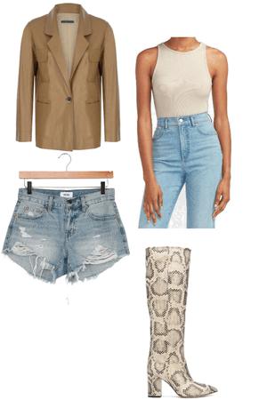 Transitional Wear