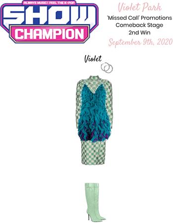 VioletPark _ Missed Call _ Show Champion