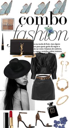 Your Fashion Combo of Joy💋💋❤️