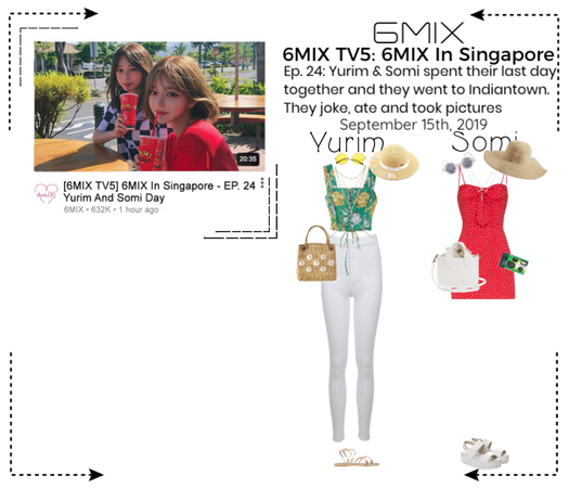 《6mix》6MIX TV5: 6MIX In Singapore - Ep. 24