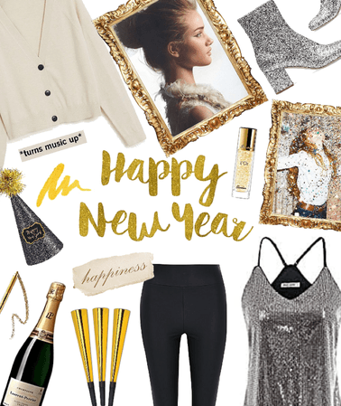 New Year, New Outfit