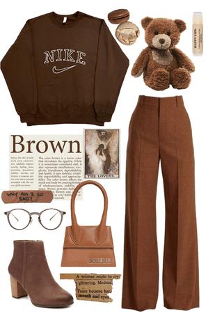 brown 🐻