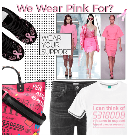We Wear Pink For?