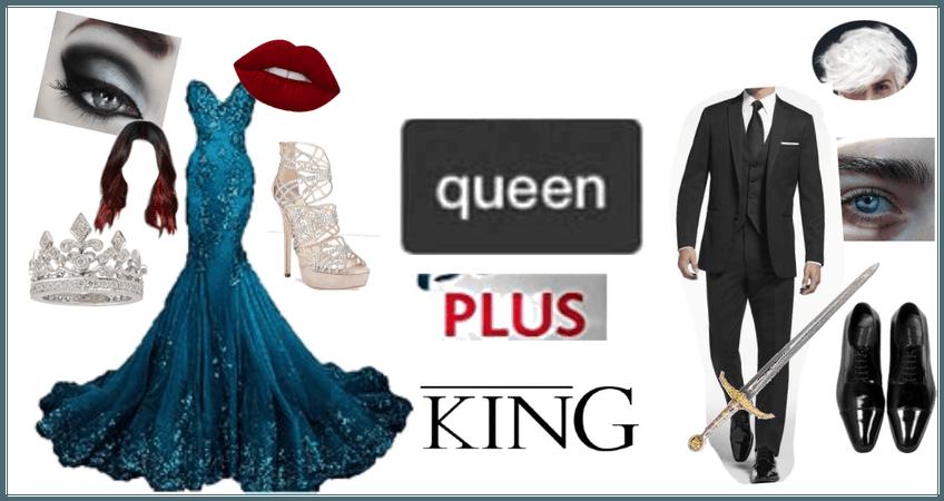 Queen Plus King