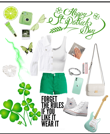 St. Patrick's day outfit 🍀