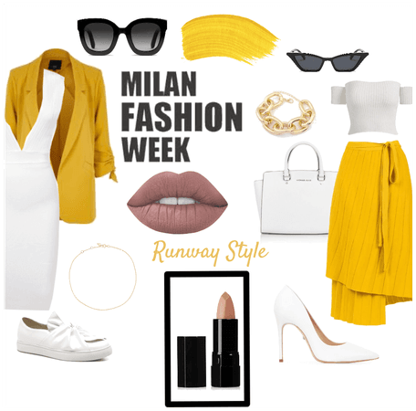 Milan Runway Style