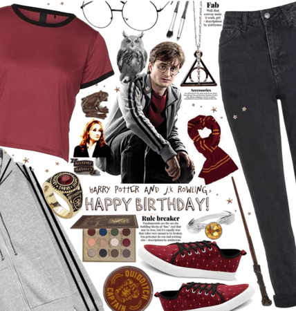 Let's be like Harry ⚡ | Happy Birthday Dear Harry!