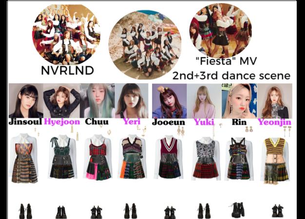 """NVRLND 2ND+3RD dance scene """"Fiesta"""" MV"""