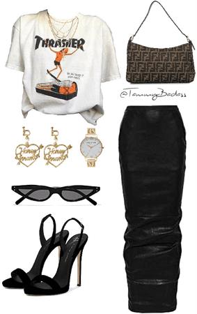 t-shirt but make it fashion