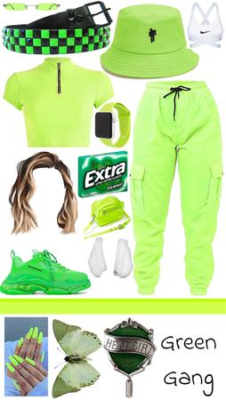 Green gang