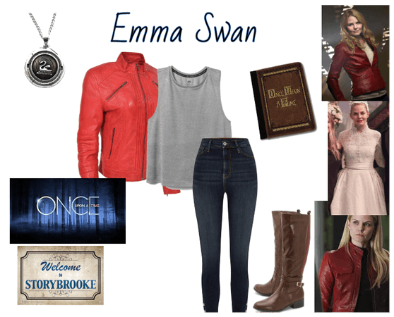 Emma Swan / Once Upon A Time