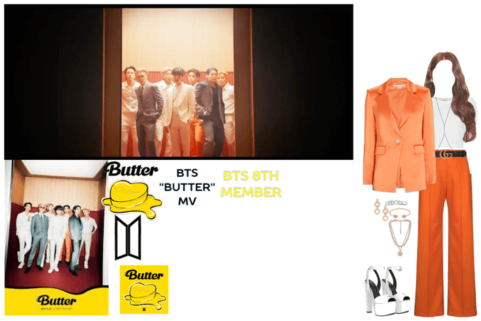 BTS 8th member ''butter'' mv
