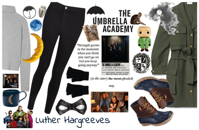 Luther Hargreeves