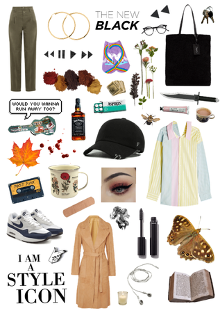 autumn edgy