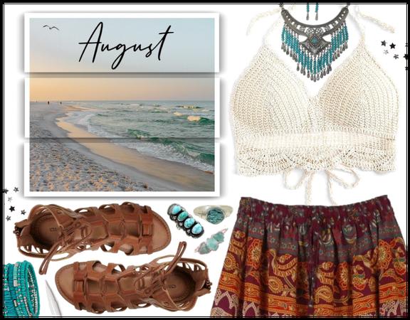 August: enjoy the last warmer days!
