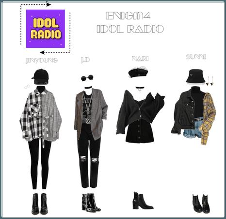 ENIGM4 Idol Radio Outifts